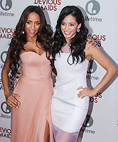 PACIFIC PALISADES, CA - JUNE 17: Dania Ramirez and Edy Ganem attend the Lifetime original series 'Devious Maids' premiere party held at Bel-Air Bay Club on June 17, 2013 in Pacific Palisades, California. (Photo by Celebrity Monitor)