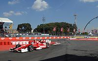 SAO PAULO SP, 04 Maio 2013 - Formula Indy  -   treino livre para a Itaipava São Paulo Indy 300 Nestlé no autódromo de rua do Anhembi na zona norte de Sao Paulo, neste sábado , 04. (FOTO: ALAN MORICI / BRAZIL PHOTO PRESS).