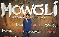 Rohan Chand at the &quot;Mowgli: Legend of the Jungle&quot; Netflix special screening, Curzon Mayfair, Curzon Street, London, England, UK, on Tuesday 04 December 2018. <br /> CAP/CAN<br /> &copy;CAN/Capital Pictures