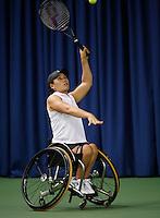 17-11-07, Netherlands, Amsterdam, Wheelchairtennis Masters 2007, Hong