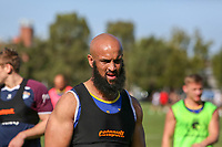 Picture by Brendon Ratnayake/SWpix.com - 14/02/2018 - Rugby League - Dacia World Club Challenge - Melbourne Storm v Leeds Rhinos - Gosch's Paddock, Melbourne, Australia - Jamie Jones-Buchanan of Leeds Rhinos