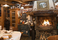Europe/France/Rhone-Alpes/73/Savoie/Courchevel:  restaurant :La Chapelle