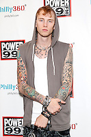 BALA CYNWYD, PA - OCTOBER 4 : MGK visits Power 99's iHeart Radio Performance Theater in Bala Cynwyd, Pa on October 4, 2012  © Star Shooter / MediaPunch Inc © /NortePhoto