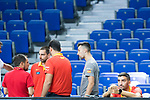 Jaime Fernandez before Spain vs Dominican Republic friendly match in Madrid. August 22, 2019. (ALTERPHOTOS/Francis González)