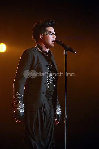 Adam Lambert at KIIS FM's Wango Tango 2010 at Staples Center  in Los Angeles, California. May 15, 2010  Credit: Dennis Van Tine/MediaPunch