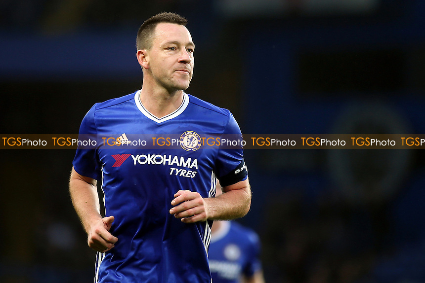 John Terry of Chelsea during Chelsea vs Peterborough United, Emirates FA Cup Football at Stamford Bridge on 8th January 2017