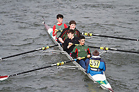 Crew: 357  Albyn School - Scotland  Event: J15 Fours<br /> <br /> Schools' Head of the River 2017<br /> <br /> To purchase this photo, or to see pricing information for Prints and Downloads, click the blue 'Add to Cart' button at the top-right of the page.