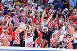 08.06.2019., stadium Gradski vrt, Osijek - UEFA Euro 2020 Qualifying, Group E, Croatia vs. Wales. Fans in the stands. <br /> <br /> Foto © nordphoto / Davor Javorovic/PIXSELL