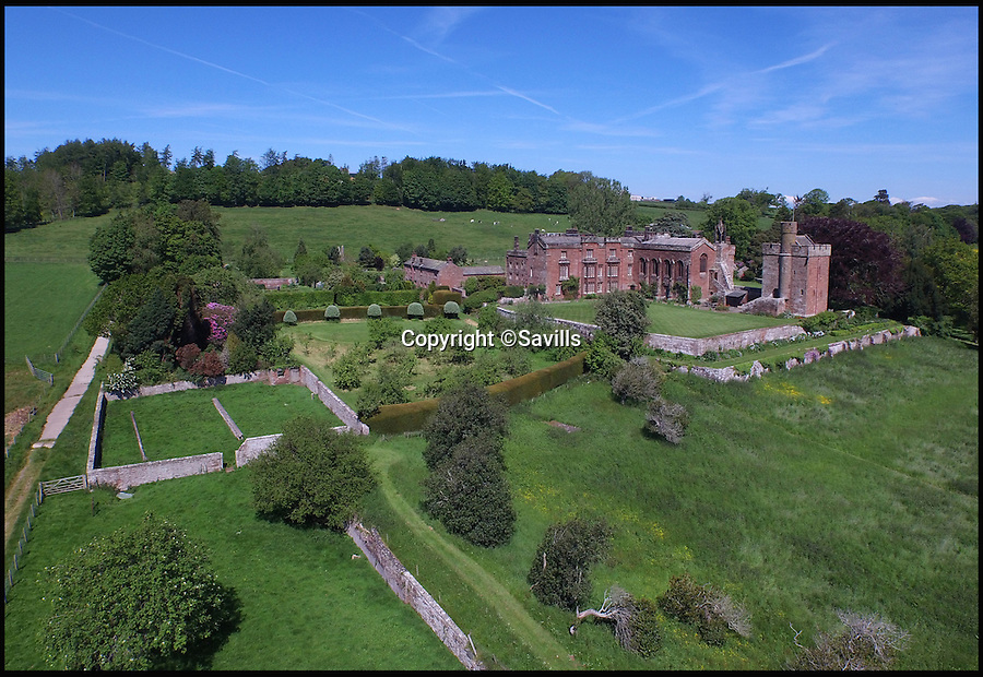 BNPS.co.uk (01202 558833)<br /> Pic: Savills/BNPS<br /> <br /> Holy moly!<br /> <br /> A stunning castle that has been home to 63 bishops is now on sale as a private residence for the first time in its 780-year history.<br /> <br /> Rose Castle in Cumbria was the seat of the Bishop of Carlisle from 1233 right up until 2009 and has been described as one of the most significant houses in the county.<br /> <br /> The Grade I listed castle, set in 193 acres of land, is now on the market for £2.5million and John Coleman from Savills said it could become a wedding venue, a school or a grand private home.