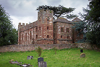 Acton Burnell Castle, Shropshire.