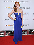 "Lacey Hannan attends The Los Angeles Film Festival 2014 Closing Night Premiere of Warner bros. Pictures ""Jersey Boys"" held at The Regal Cinemas L.A. Live in Los Angeles, California on June 19,2014                                                                               © 2014 Hollywood Press Agency"