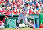 29 August 2010: St. Louis Cardinals outfielder Jon Jay in action against the Washington Nationals at Nationals Park in Washington, DC. The Nationals defeated the Cards 4-2 to take the final game of their 4-game series. Mandatory Credit: Ed Wolfstein Photo