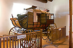 Mud Wagon, Palace of the Governors, Museum of New Mexico, Santa Fe, New Mexico