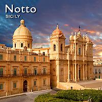 Noto Sicily | Noto Pictures Photos Images & Fotos