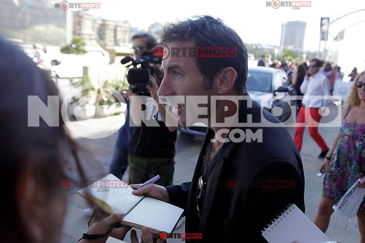 Actor Antonio de la Torre arrives to Maria Cristina hotel during the 61 San Sebastian Film Festival, in San Sebastian, Spain. September 22, 2013. (ALTERPHOTOS/Victor Blanco) /NortePhoto