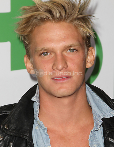 Hollywood, CA - February 22: Cody Simpson, At 14th Annual Global Green Pre Oscar Party, At TAO Hollywood In California on February 22, 2017. Credit: Faye Sadou/MediaPunch