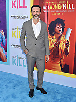 """BEVERLY HILLS, CA - AUGUST 07: Reid Scott attends the LA Premiere of CBS All Access' """"Why Women Kill"""" at Wallis Annenberg Center for the Performing Arts on August 07, 2019 in Beverly Hills, California.<br /> CAP/ROT<br /> ©ROT/Capital Pictures"""