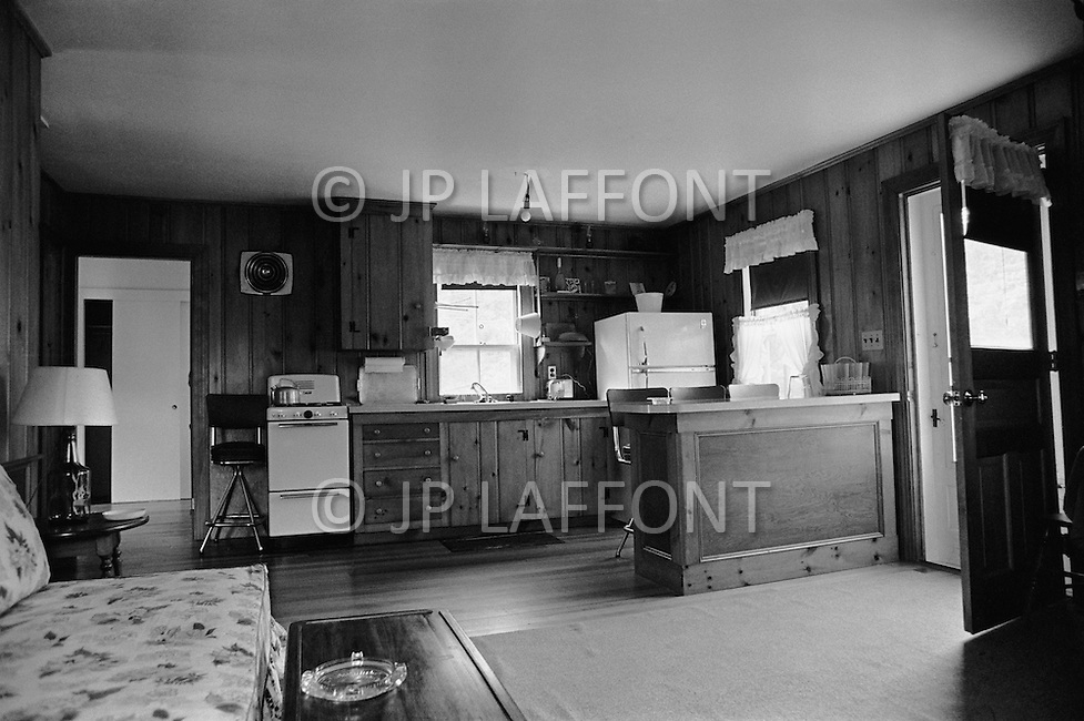 July 19th 1969, Chappaquiddick, Edgartown, Martha's Vineyard, Massachusetts<br />