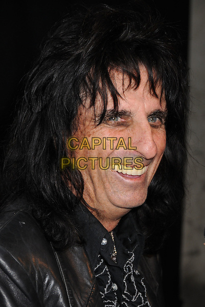 ALICE COOPER.4th Annual MusiCares MAP Fund Benefit Concert at the Music Box Theatre, Hollywood, California, USA..May 9th, 2008.headshot portrait eyeliner .CAP/ADM/BP.©Byron Purvis/AdMedia/Capital Pictures.