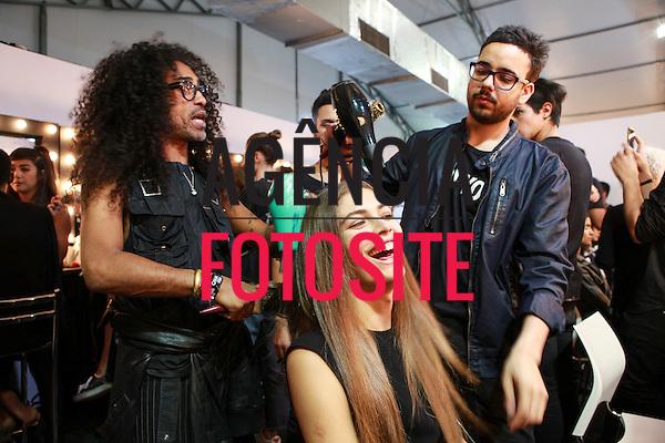 Helo Rocha<br /> <br /> SPFW - N42<br /> <br /> Outubro / 2016<br /> <br /> foto: Paulo Reis/ FOTOSITE