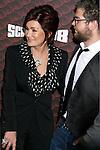 "LOS ANGELES, CA. - October 18: Sharon Osbourne and Jack Osbourne arrive at the Spike TV's ""Scream 2008"" Awards at The Greek Theater on October 18, 2008 in Los Angeles, California."