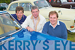 CARS: Enjoying the Vintage Cars at the Camp Vintage Rally on Sunday l-r: Tom Herlihy, Camp, Con Surgue, Farmers Bridge and P. J. Herlihy, Camp... .