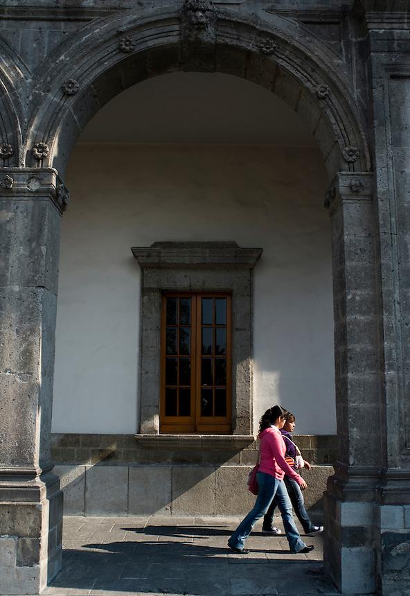 Castillo de Chapultepec, Aromas y Sabores with Chef Patricia Quintana, Mexico City, Mexico