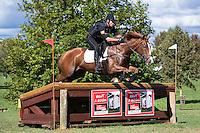 NZL-Iain Alexander (SHEVCHENKO) CIC1* CROSS COUNTRY: 2015 NZL-Kihikihi International Horse Trial (Saturday 11 April) CREDIT: Libby Law COPYRIGHT: LIBBY LAW PHOTOGRAPHY