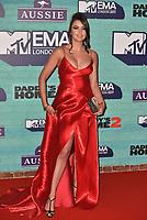 Emma Miller<br /> MTV EMA Awards 2017 in Wembley, London, England on November 12, 2017<br /> CAP/PL<br /> &copy;Phil Loftus/Capital Pictures