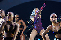LOS ANGELES, CALIFORNIA - JUNE 22: Cardi B performs at the 7th Annual BET Experience at L.A. Live Presented by Coca-Cola at Staples Center on June 22, 2019 in Los Angeles, California. Photo: imageSPACE/MediaPunch