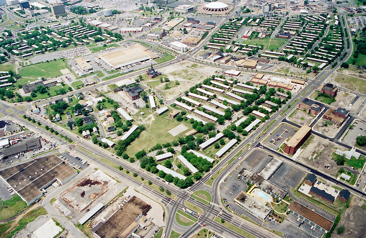 UNDATED..Assisted Housing.Calvert Square...CAPTION...NEG#.NRHA#..