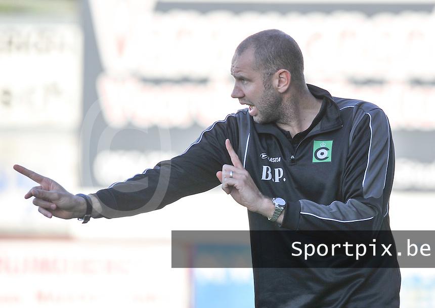 KSV Cercle Brugge : Bob Peeters.foto VDB / BART VANDENBROUCKE