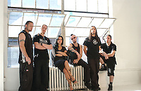 Lacuna Coil (STUDIO SESSION)