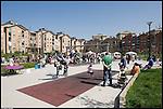 CIRCOSCRIZIONE 6 - Giardini ex CEAT in via Leoncavallo, Festa di primavera