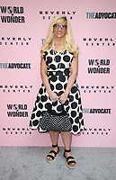 LOS ANGELES, CA - JUNE 22: Diane Anderson-Minshall, at Beverly Center x The Advocate x World of Wonder Pride Event at The Beverly Center in Los Angeles, California on June 22, 2019. Credit: Faye Sadou/MediaPunch