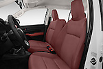 Front seat view of 2016 Toyota Hilux GL 4 Door Pickup Front Seat  car photos