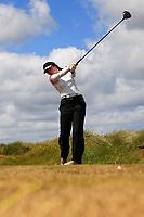 Rachel McDonnell (Elm Park) during the 1st round of the Irish Women's Open Stroke Play Championship, Enniscrone Golf Club, Enniscrone, Co. Sligo. Ireland. 16/06/2018.<br /> Picture: Golffile | Fran Caffrey<br /> <br /> <br /> All photo usage must carry mandatory copyright credit (© Golffile | Fran Caffrey)