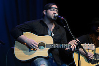 HOLLYWOOD FL - OCTOBER 21 : Lee Brice performs at Hard Rock live during the 99.9 KISS Country Stars N Guitars concert held at the Seminole Hard Rock hotel & Casino on October 21, 2012 in Hollywood, Florida.  Credit: mpi04/MediaPunch Inc. /NortePhoto