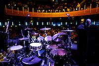 Stage Ready - Bill Wyman's Rhythm Kings at IndigO2 Club in London