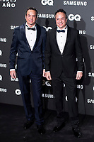 Chefs Sergio Torres and Javier Torres attends the 2018 GQ Men of the Year awards at the Palace Hotel in Madrid, Spain. November 22, 2018. (ALTERPHOTOS/Borja B.Hojas) /NortePhoto.com