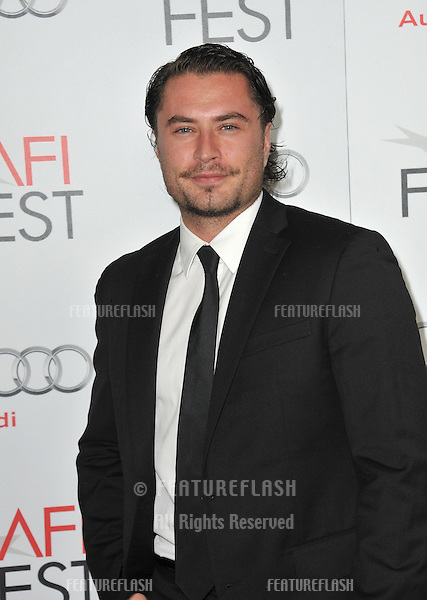 "Kevin Ryan at the AFI Fest premiere of ""Lincoln"" at Grauman's Chinese Theatre, Hollywood..November 8, 2012  Los Angeles, CA.Picture: Paul Smith / Featureflash"