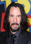 HOLLYWOOD, LOS ANGELES, CALIFORNIA, USA - JUNE 11: Actor Keanu Reeves arrives at the Los Angeles Premiere Of Disney And Pixar's 'Toy Story 4' held at the El Capitan Theatre on June 11, 2019 in Hollywood, Los Angeles, California, United States. (Photo by David Acosta/Image Press Agency)