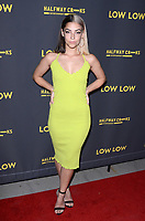 """LOS ANGELES - AUG 15:  Hannah Abeel at the """"Low Low"""" Los Angeles Premiere at the ArcLight Hollywood on August 15, 2019 in Los Angeles, CA"""