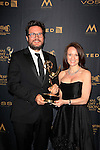 LOS ANGELES - APR 29: Winners, Rokerthon 2- Outstanding Promotional Announcement at The 43rd Daytime Creative Arts Emmy Awards, Westin Bonaventure Hotel on April 29, 2016 in Los Angeles, CA