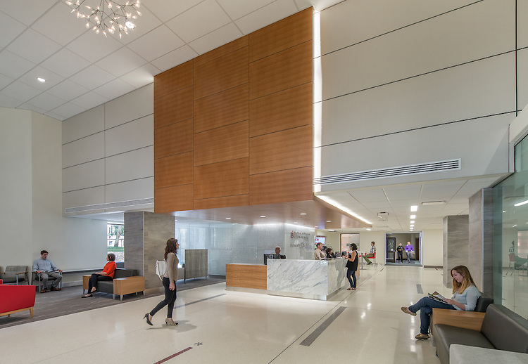 The Ohio State University Wexner Medical Center Brain & Spine Hospital | DesignGroup