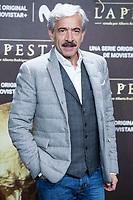 Imanol Arias attends to the premiere of 'La Peste' at Callao Cinemas in Madrid, Spain. January 11, 2018. (ALTERPHOTOS/Borja B.Hojas) /NortePhoto.com NORTEPHOTOMEXICO