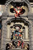 Schweiz, Zytglogge-Turm auf der Kramgasse in Bern, Unesco-Weltkulturerbe