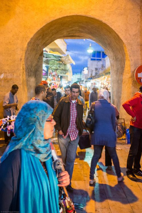 Medina gate, Rabat, Morocco