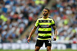 Nahki Wells of Huddersfield Town during the SkyBet Championship Play Off Final match at the Wembley Stadium, England. Picture date: May 29th, 2017.Picture credit should read: Matt McNulty/Sportimage