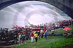 Harrisburg, Firemen's Festival, Historic Fire Trucks, Susquehanna River